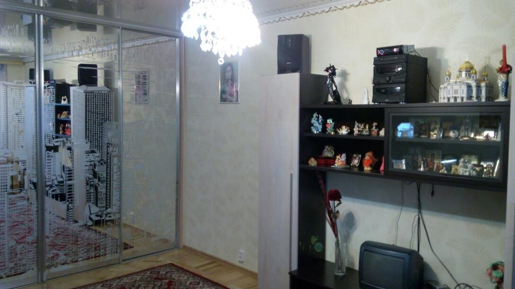 Подмосковье, Солнечногорский район, Солнечногорск, Рекинцо мкр., 27 6