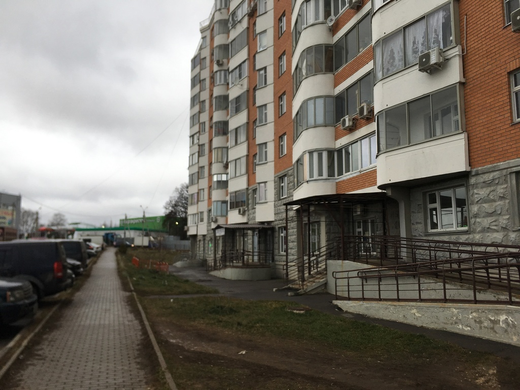 Подмосковье, Солнечногорский район, Брехово