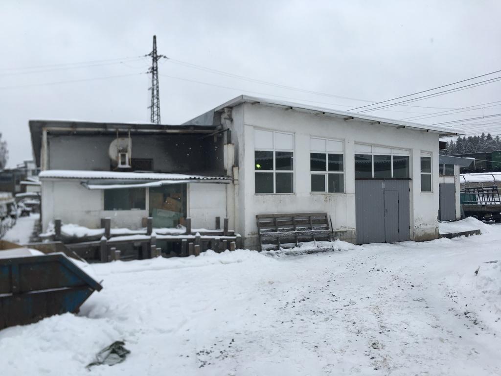 Подмосковье, Солнечногорский район, Берсеневка