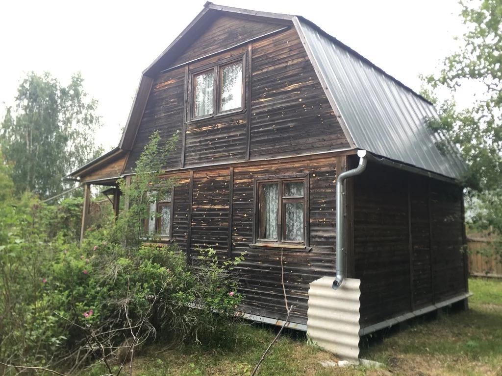 Подмосковье, Клинский район, Голышкино