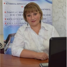 Кондрашова Елена Владимировна