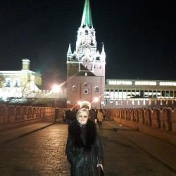 Москвичёва Татьяна Никлаевна