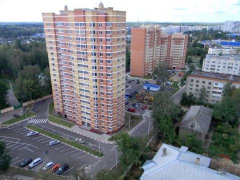 Новостройка ЖК на улице Трудовая, новостройки в Ивантеевке на AFY.ru - Фото 1