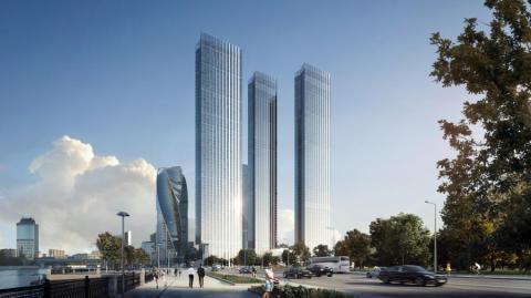 Новостройка ЖК Capital Towers, новостройки в Москве на AFY.ru - Фото 1