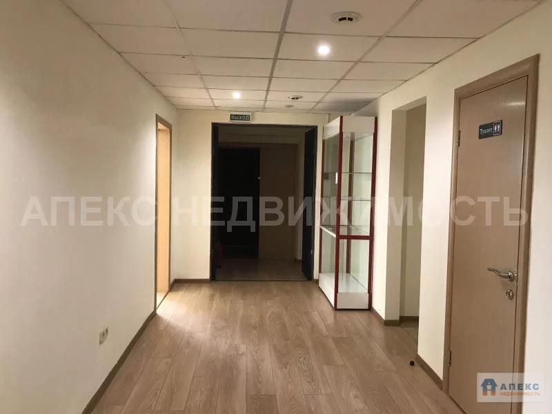 Аренда офиса 123 м2 м. Белорусская в бизнес-центре класса В в Тверской - Фото 1