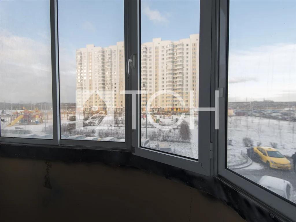 1-комн. квартира, Мытищи, ул Борисовка, 8а - Фото 3