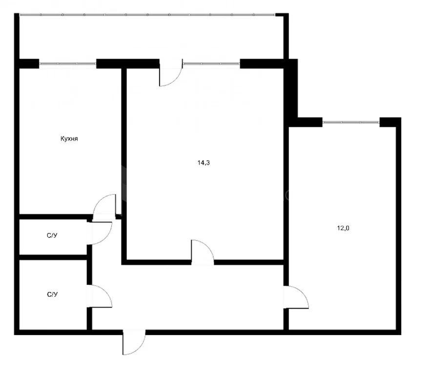 Продажа квартиры, Тюмень, Ул. Седова - Фото 9