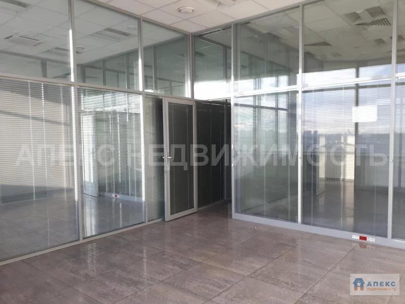 Аренда офиса 388 м2 м. Строгино в бизнес-центре класса А в Строгино - Фото 3