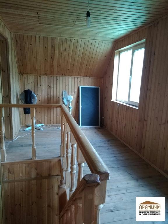 Продается дача 110 кв.м/ пгт Михнево , участок 8 с - Фото 8