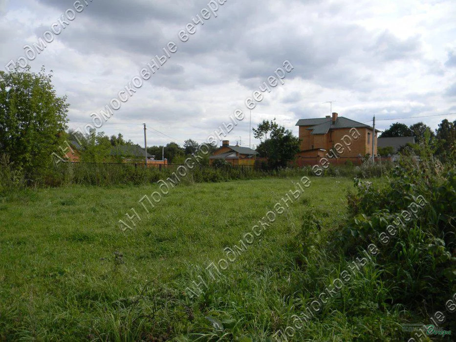 Боровское ш. 23 км от МКАД, Власово, Участок 16 сот. - Фото 0