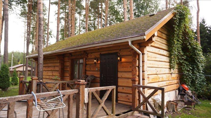 Двухэтажный домик с русской баней в пос. Мельничный Ручей - Фото 16