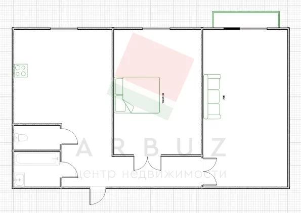 Продажа квартиры, Кострома, Костромской район, Ул. Мясницкая - Фото 10