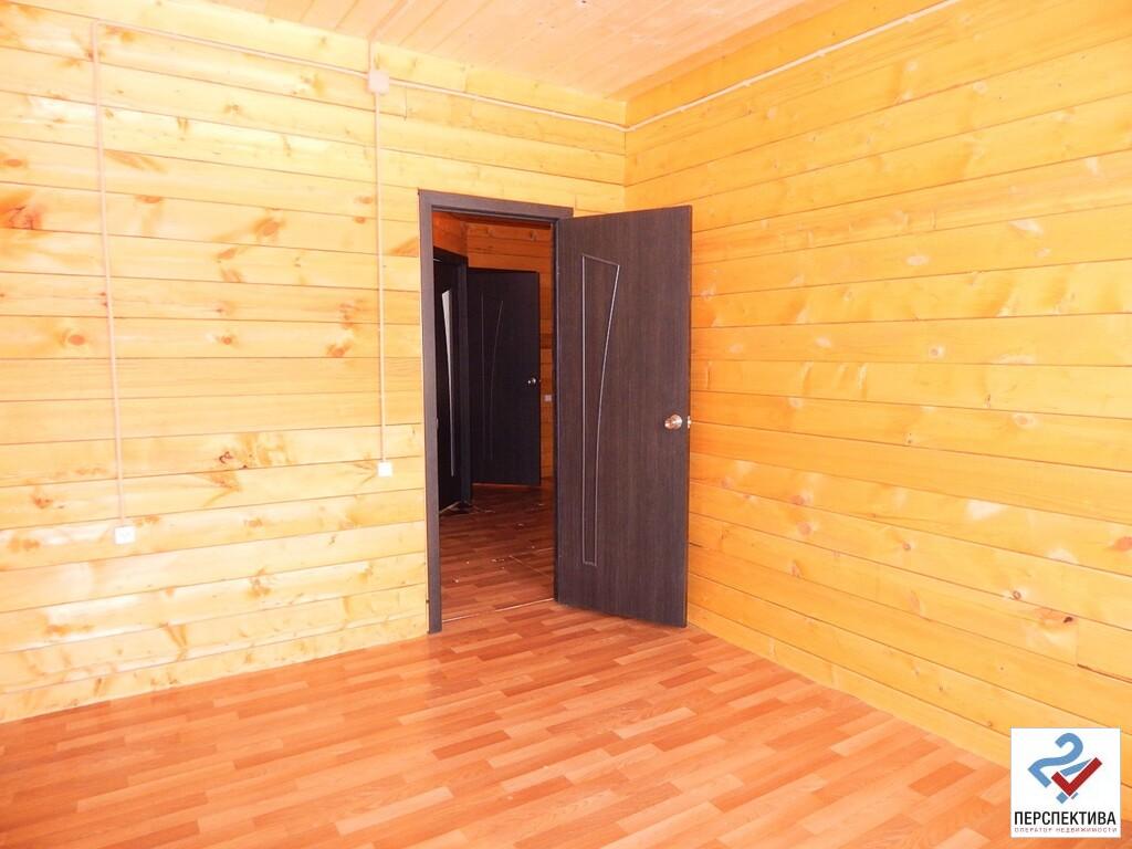 Одноэтажный дом из бруса, общей площадью 65 кв.м, на земельном участк - Фото 4