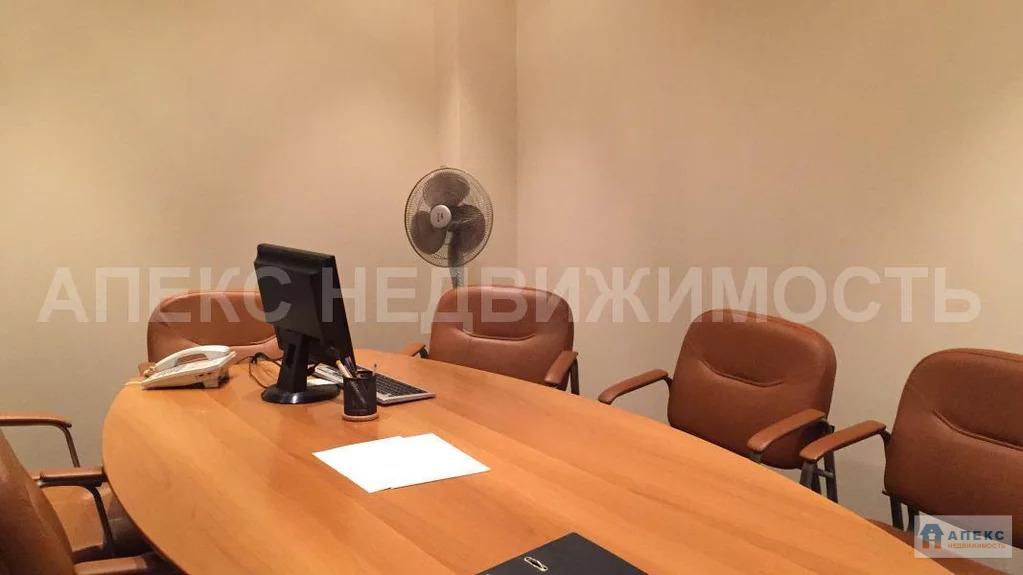 Аренда офиса 405 м2 м. Бауманская в бизнес-центре класса В в Басманный - Фото 9