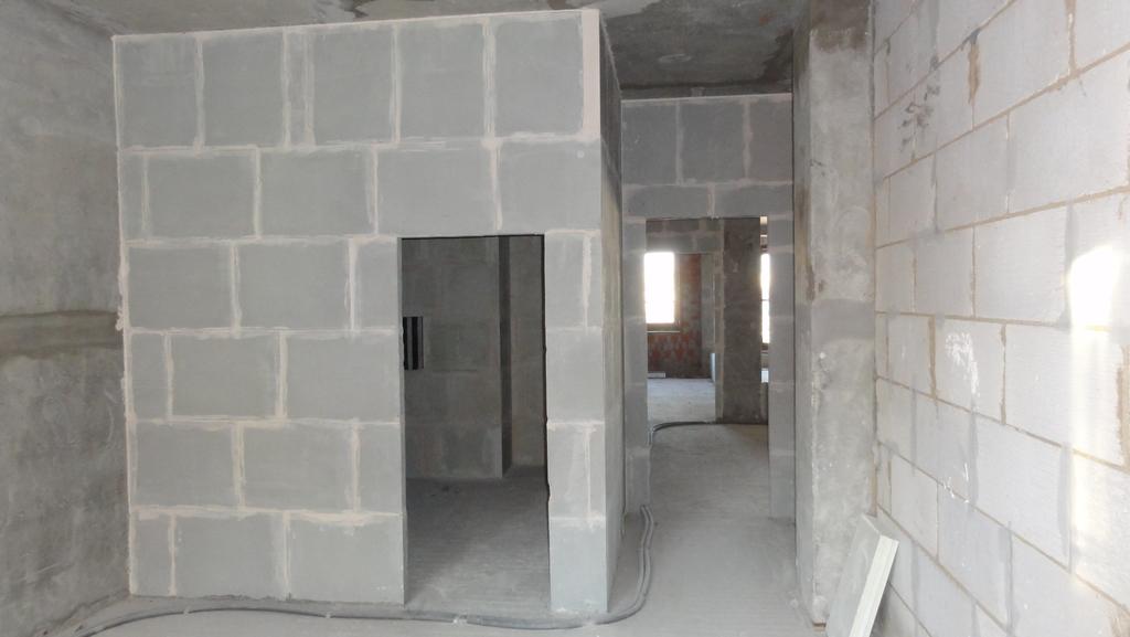 286кв.м, св. планировка, 9 этаж, 1секция - Фото 22