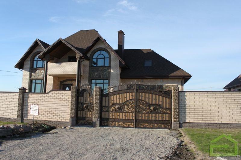 Элитный коттедж в черте города, Купить дом в Белгороде, ID объекта - 503007720 - Фото 1