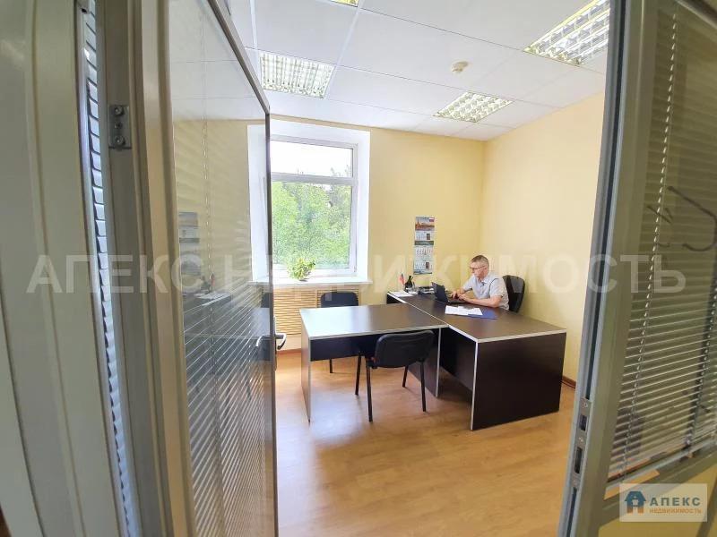 Аренда офиса 155 м2 м. Профсоюзная в бизнес-центре класса В в . - Фото 2