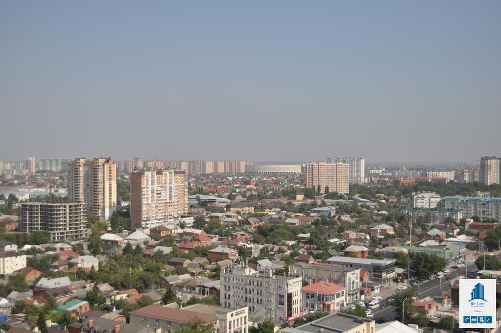 Продаётся 3 комнатная квартира в центре Краснодара - Фото 41