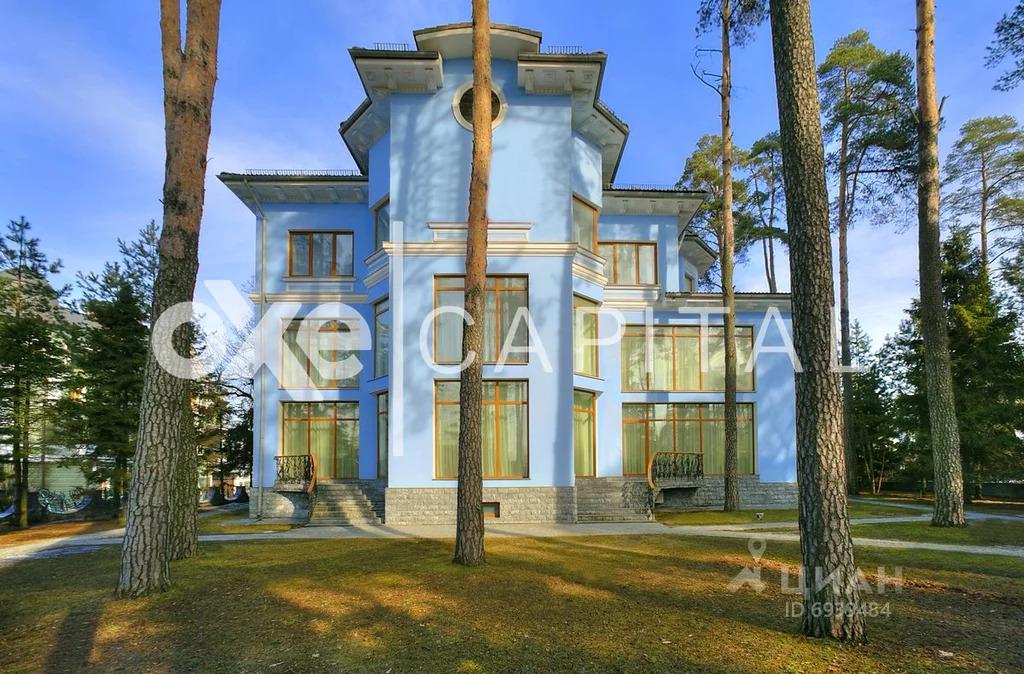 Дом в Москва Рублевское ш, 60к9 (1100.0 м) - Фото 0