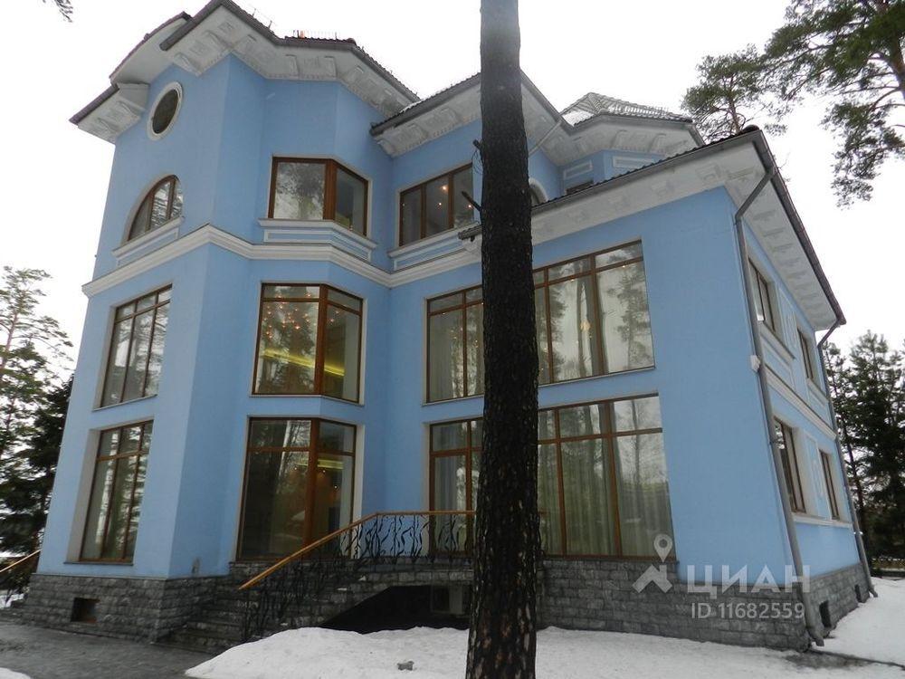 Коттедж в Москва Рублевское ш, 60к12 (1100.0 м) - Фото 0