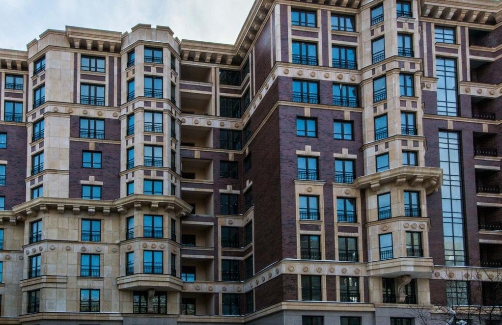 "62кв.м, 3 этаж, 8 секция в ЖК""Royal House on Yauza"" - Фото 9"