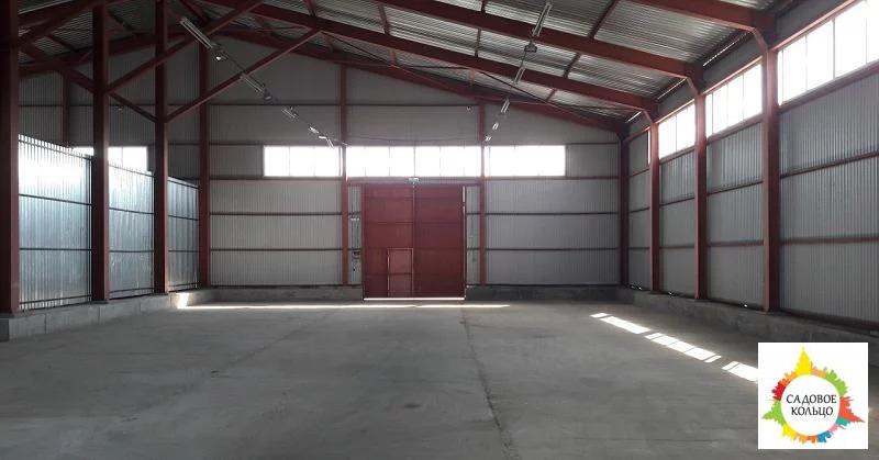 Сдаю склад. Холодное складское помещение в Складском комплексе на охра - Фото 1