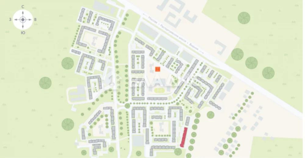 Продажа квартиры, Лопатино, Ленинский район, Сухановская улица - Фото 24