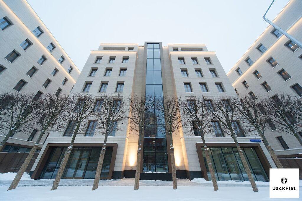 ЖК Полянка/44 - 170 кв.м, трёх или четырёхкомнатная квартира, 2/7 эт. - Фото 3