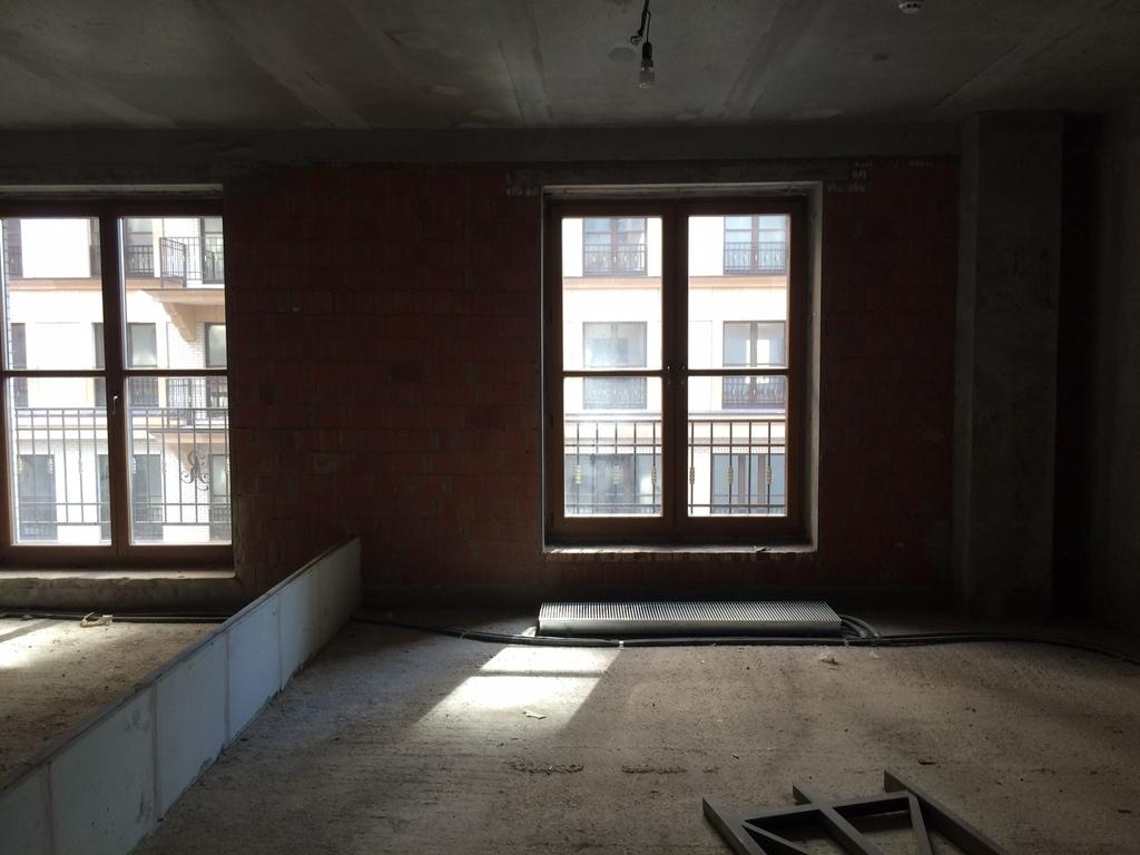 "62кв.м, 3 этаж, 8 секция в ЖК""Royal House on Yauza"" - Фото 2"