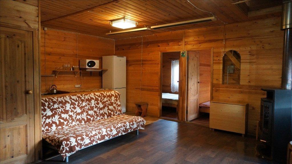 Двухэтажный коттедж с баней в Раздолье - Фото 1