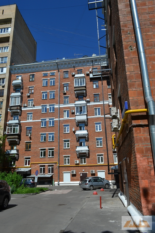 2-комн. квартира, 55,1 м2 Москва, ул. Пырьева, 4к1 - Фото 20