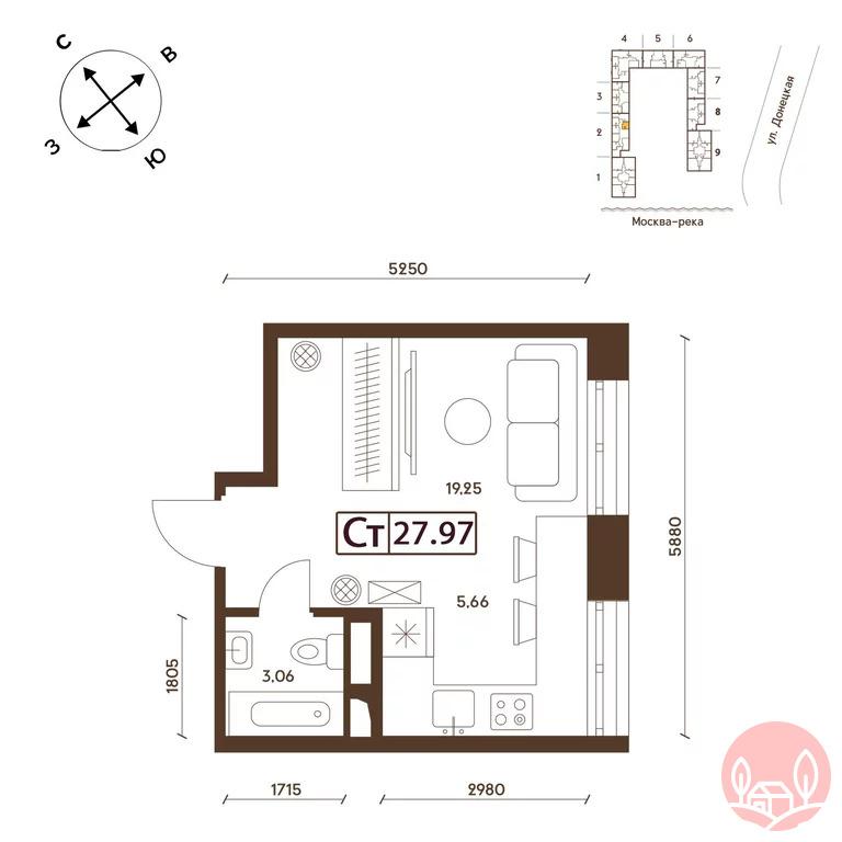 Продажа квартиры, м. Марьино, Ул. Донецкая - Фото 0