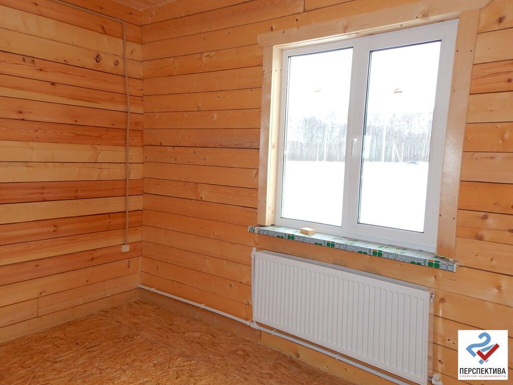 Одноэтажный дом из бруса, общей площадью 70 кв.м, на земельном участк - Фото 11