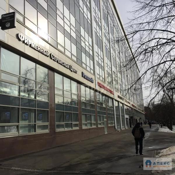 Аренда офиса 817 м2 м. Шаболовская в бизнес-центре класса В в Донской - Фото 1