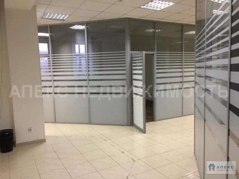 Аренда офиса 470 м2 м. Нагатинская в бизнес-центре класса В в Нагорный - Фото 2