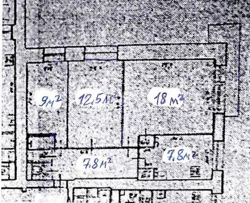 Продажа 3-к квартиры на 12/12 этаже на ул. Ленинградская, д. 22 - Фото 17