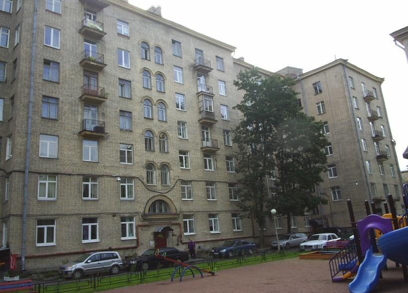 Элитная 3-к. квартира в сталинском доме напротив метро Московская - Фото 2