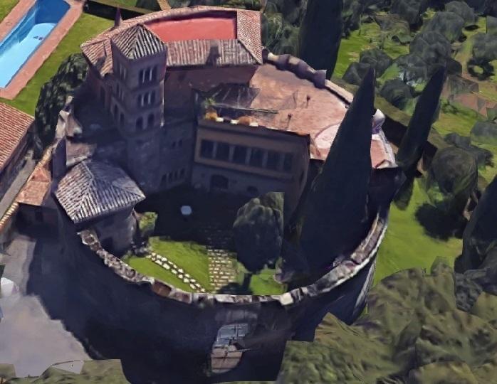 Продается роскошная историческая виллa в Фраскати, Италия - Фото 1