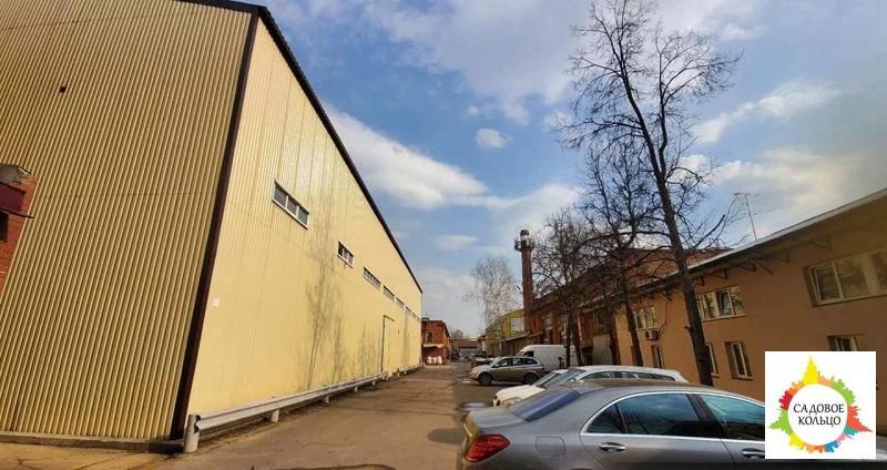 Производственно-складское отдельно стоящее здание на охраняемой террит - Фото 0