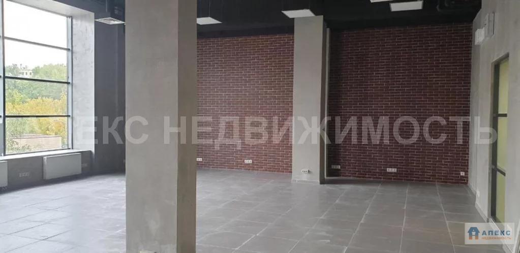 Аренда офиса 115 м2 м. Нагатинская в бизнес-центре класса В в Нагорный - Фото 0