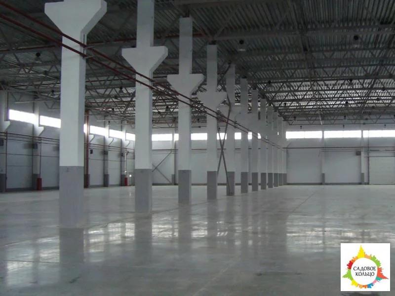 Под склад, площ.: выс. потолка: 6 м, отаплив, огорож. терр, охрана, - Фото 5