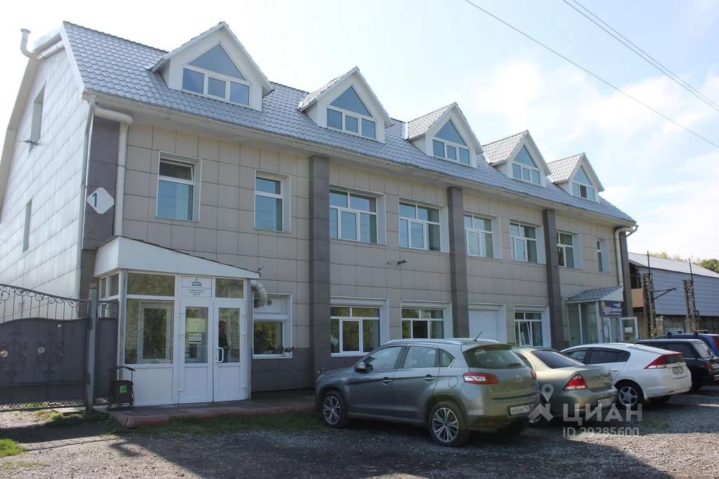 Офис в Кемеровская область, Кемерово Красноармейская ул, 1а (34.0 м) - Фото 1