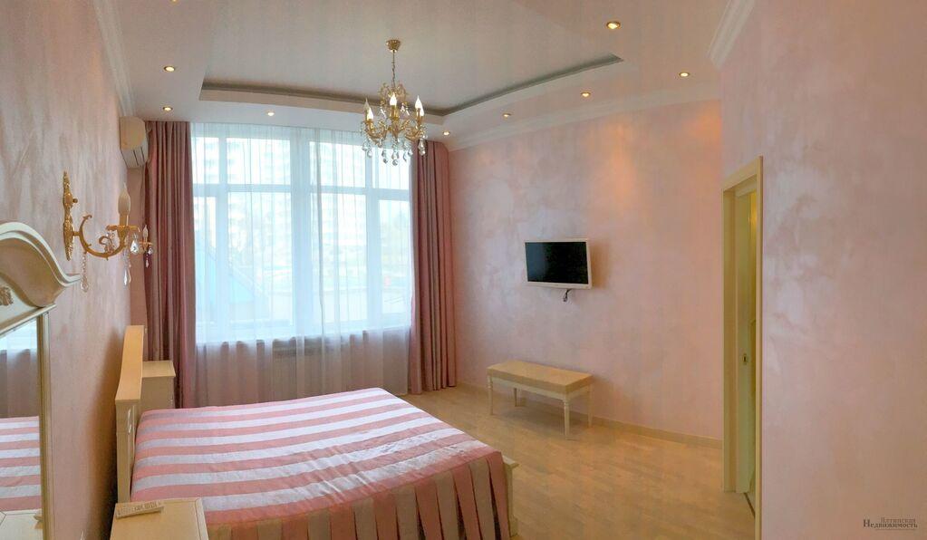 2-ая квартира в живописном Гурзуфе в элитном жилом комплексе. Бассейн - Фото 11