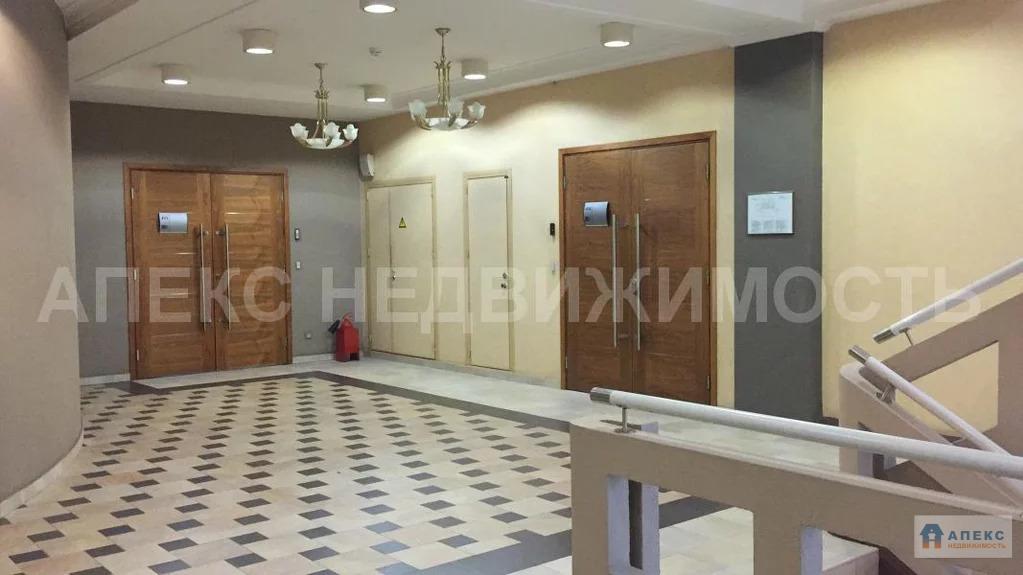 Аренда офиса 405 м2 м. Бауманская в бизнес-центре класса В в Басманный - Фото 3
