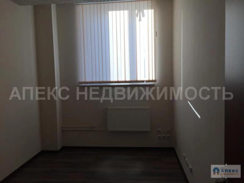 Аренда офиса 130 м2 м. Нагатинская в бизнес-центре класса В в Нагорный - Фото 3