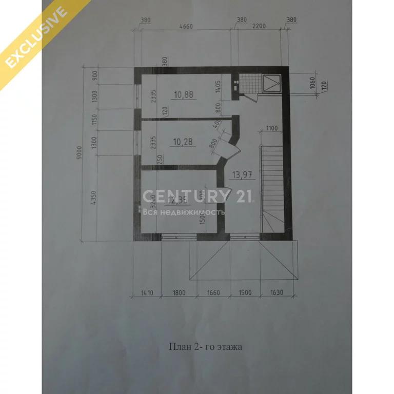 Продажа частного дома в с/т Турист на Газораспределительной, 105 м2 - Фото 7
