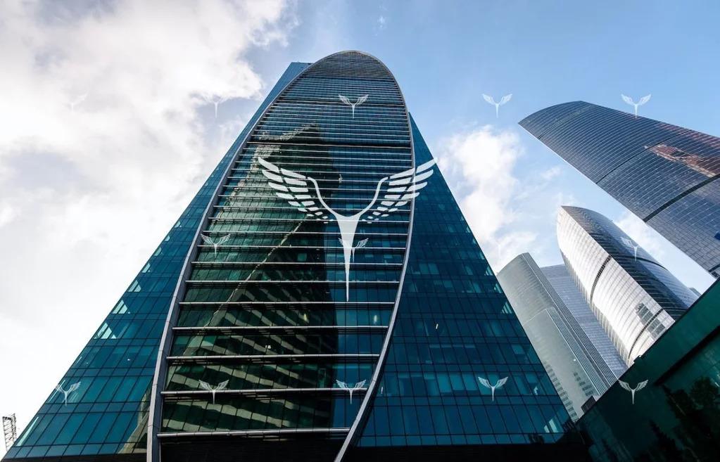 Офис 218.88 м, в БЦ Башня Империя - Фото 0