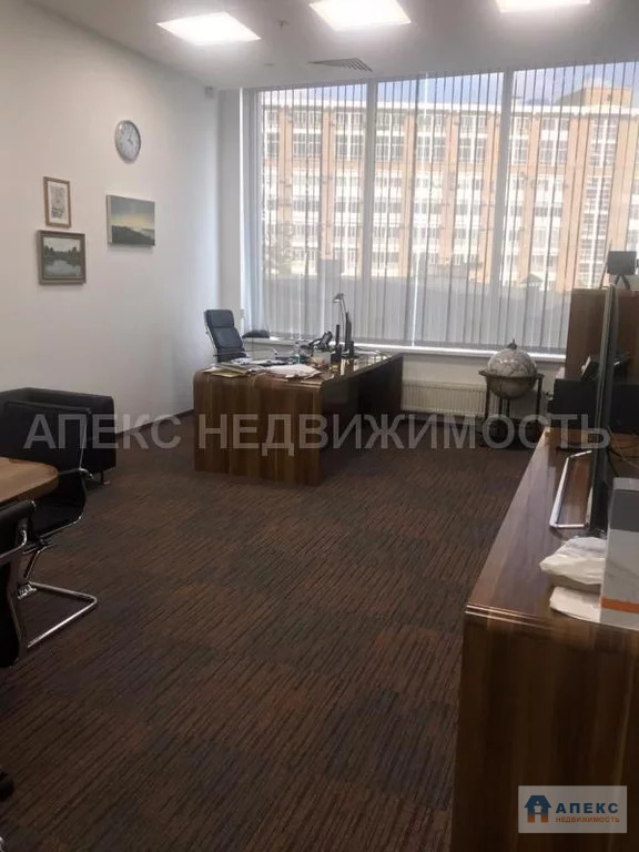 Аренда офиса 136 м2 м. Савеловская в бизнес-центре класса А в . - Фото 3