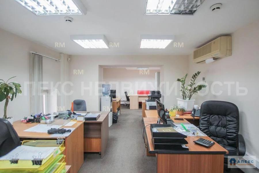 Аренда офиса 46 м2 м. Баррикадная в бизнес-центре класса В в . - Фото 1