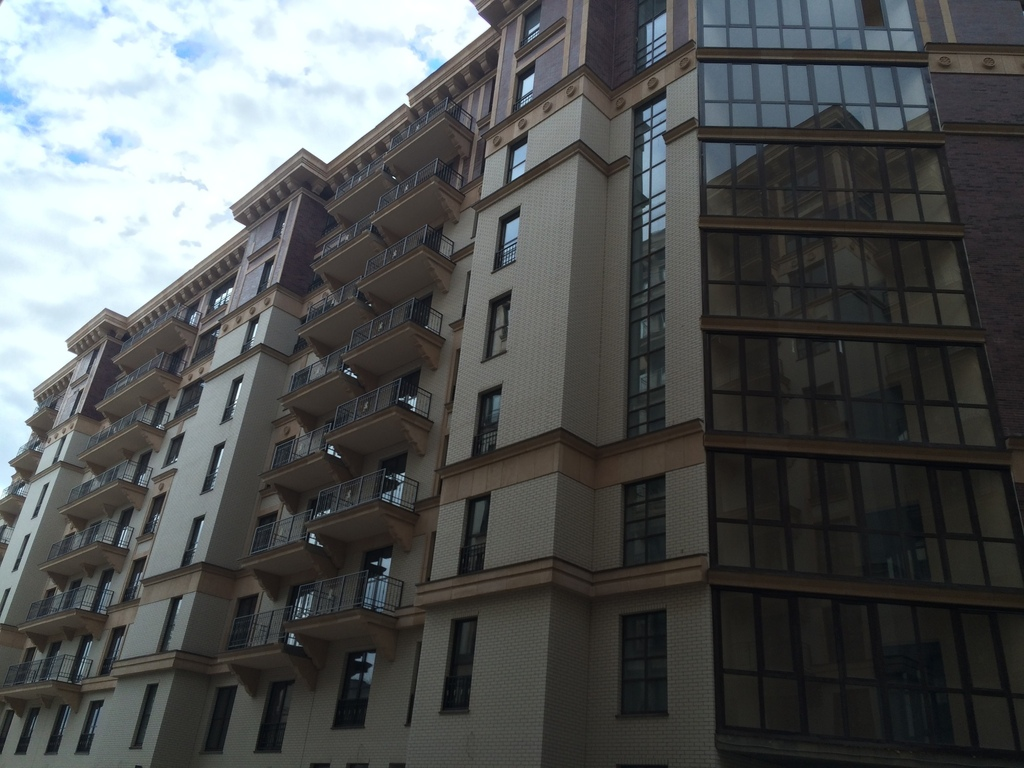 """Cвой видовой этаж 550кв.м. в ЖК """"Royal House on Yauza"""" - Фото 43"""